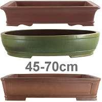 Bonsai pots large (>45cm)