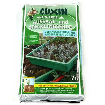 Soil for seedlings Cuxin 10 Liter