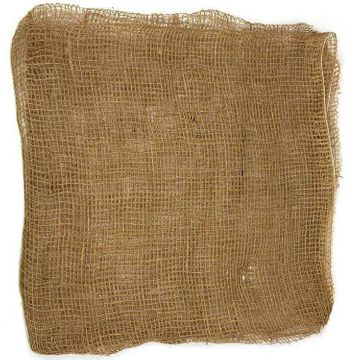 Jute fabric for root protection 0.8mx0.8m 10 pieces