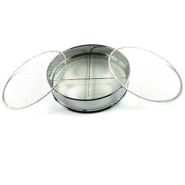 Sieve set 3 pieces 37cm stainless