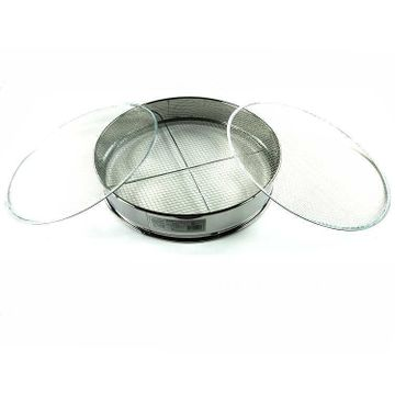 Sieve set 3 pieces 30cm stainless